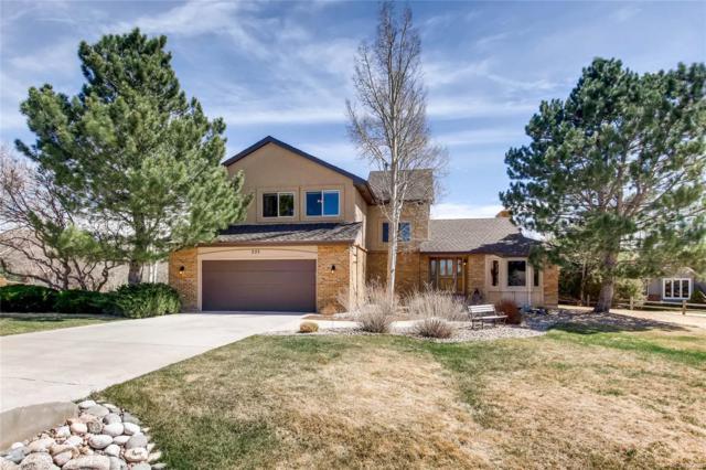 225 Palm Springs Drive, Colorado Springs, CO 80921 (#6719996) :: The Peak Properties Group