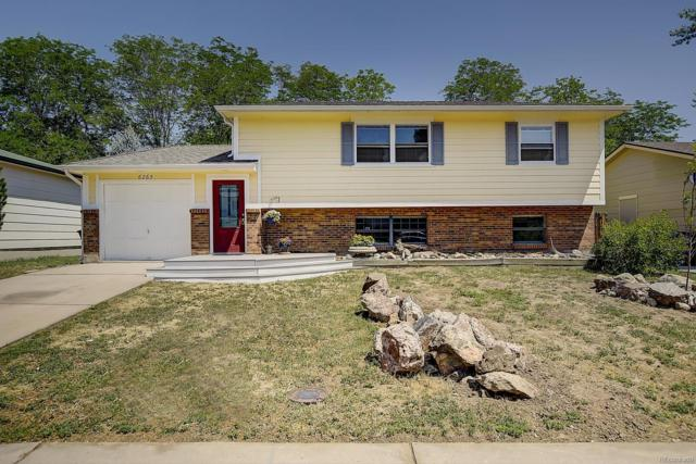 6265 W Jefferson Avenue, Denver, CO 80235 (#6720562) :: My Home Team