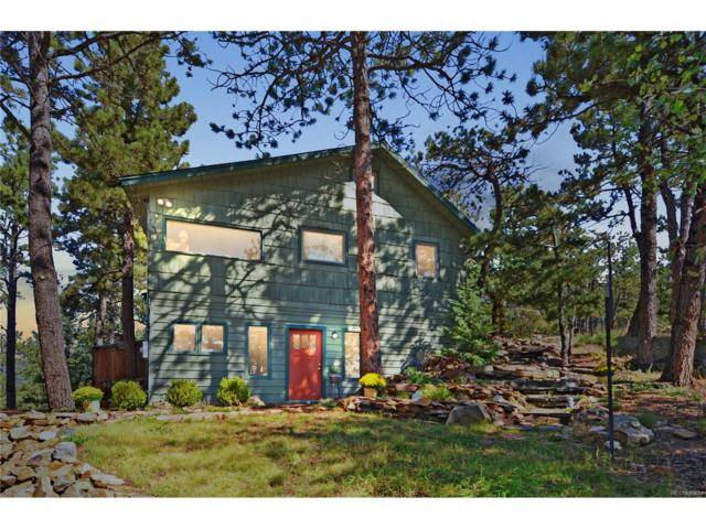 26294 Centennial Trail, Golden, CO 80401 (#6720593) :: Ford and Associates