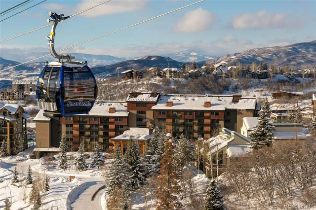 2420 Ski Trail Lane #407, Steamboat Springs, CO 80487 (#6720684) :: The Dixon Group