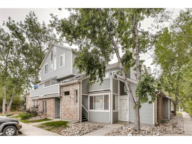 4911 Garrison Street 105A, Wheat Ridge, CO 80033 (MLS #6720804) :: 8z Real Estate