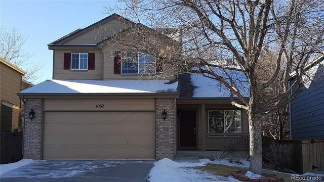 1062 Timbervale Trail, Highlands Ranch, CO 80129 (#6720995) :: The DeGrood Team