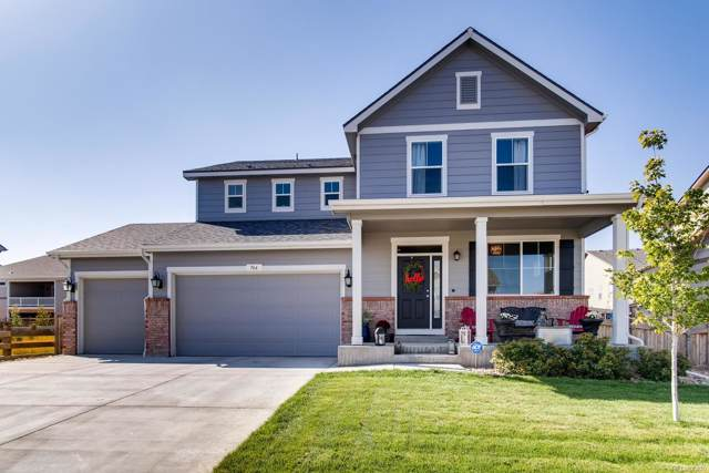 766 Gamble Oak Street, Brighton, CO 80601 (#6721357) :: The DeGrood Team