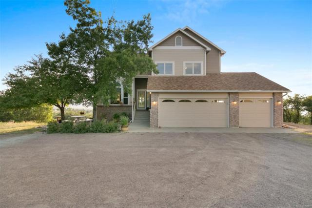 1653 W Maxine Lane, Castle Rock, CO 80109 (#6721408) :: The City and Mountains Group