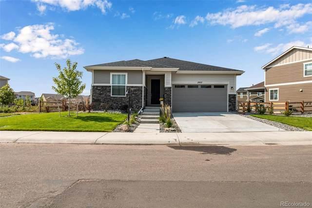 2927 Echo Lake Drive, Loveland, CO 80538 (MLS #6721462) :: Bliss Realty Group