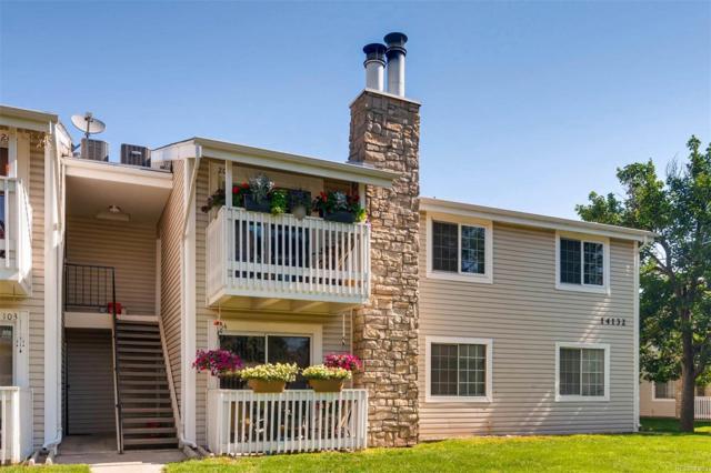 14132 E Colorado Drive #204, Aurora, CO 80012 (#6721549) :: My Home Team