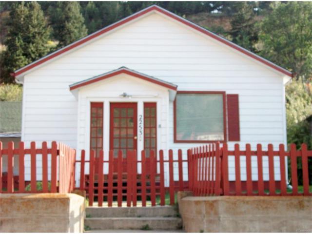 2253 Miner Street, Idaho Springs, CO 80452 (MLS #6721980) :: 8z Real Estate