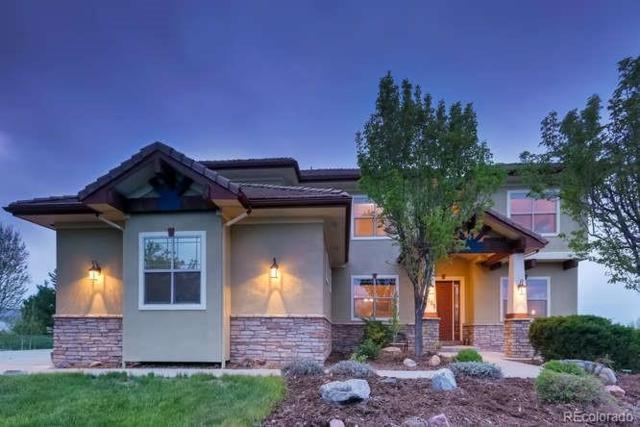 5603 Twilight Way, Parker, CO 80134 (#6722031) :: My Home Team