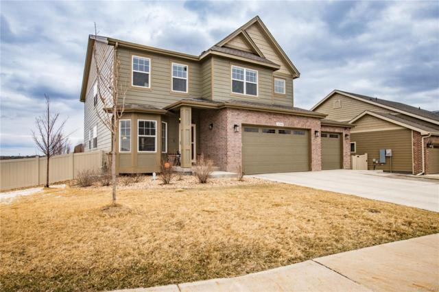 2202 Talon Parkway, Greeley, CO 80634 (#6722093) :: The HomeSmiths Team - Keller Williams