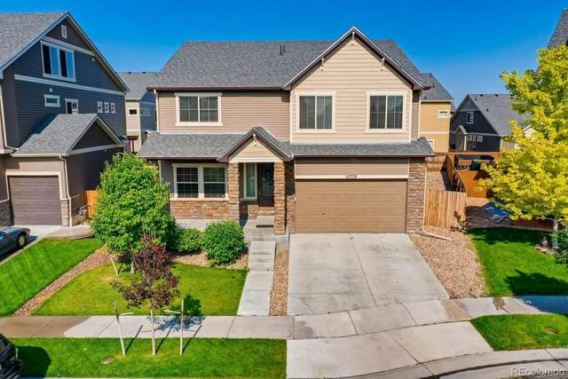 10779 Worchester Way, Commerce City, CO 80022 (#6722312) :: The Gilbert Group