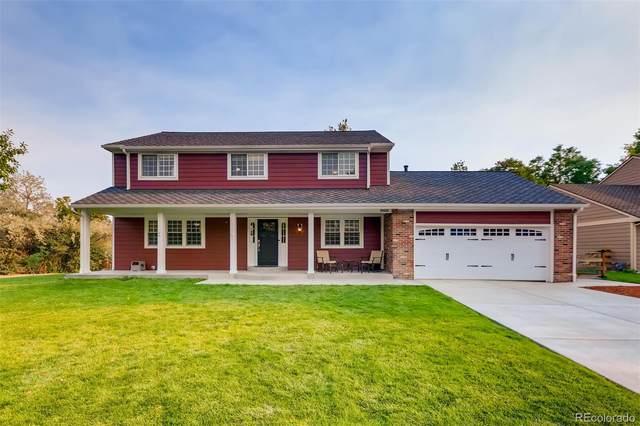 10620 W Raspberry Mountain, Littleton, CO 80127 (MLS #6722602) :: Kittle Real Estate