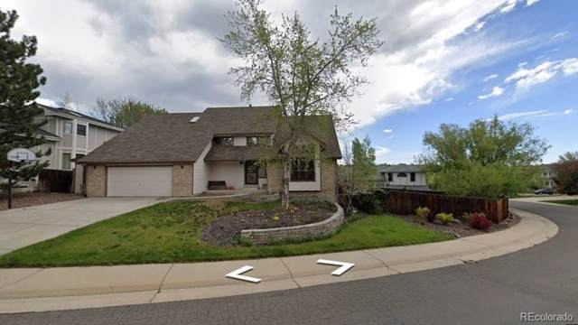 10585 W Ontario Place, Littleton, CO 80127 (#6722623) :: The DeGrood Team