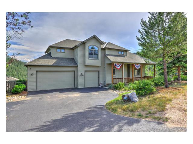 27193 Sun Ridge Drive, Evergreen, CO 80439 (MLS #6722687) :: 8z Real Estate