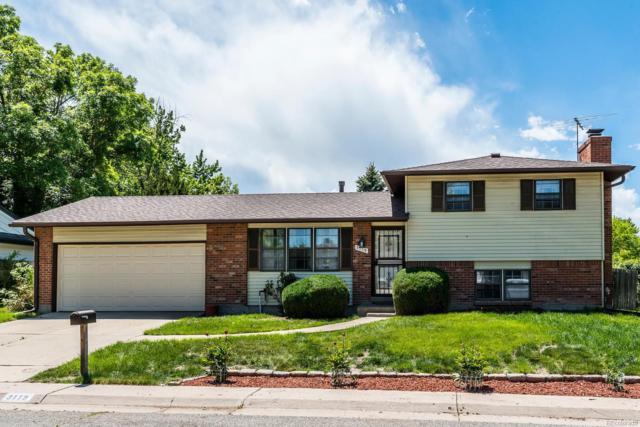 3119 S Dayton Court, Denver, CO 80231 (#6722810) :: The Griffith Home Team