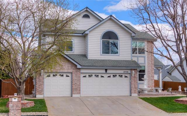 12530 Utica Street, Broomfield, CO 80020 (MLS #6722923) :: The Sam Biller Home Team
