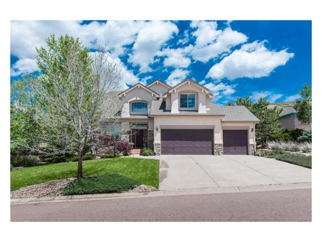 3062 Cherry Plum Way, Castle Rock, CO 80104 (MLS #6722947) :: 8z Real Estate