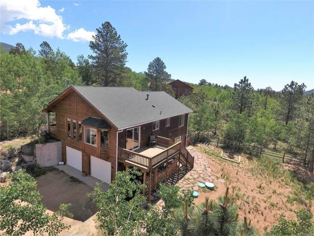 108 Sunset Drive, Bailey, CO 80421 (MLS #6723888) :: 8z Real Estate