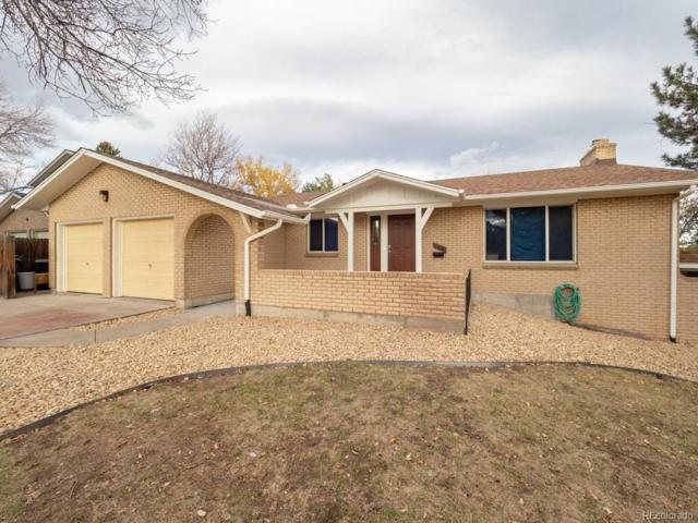 812 S Lee Street, Lakewood, CO 80226 (#6723914) :: Colorado Team Real Estate