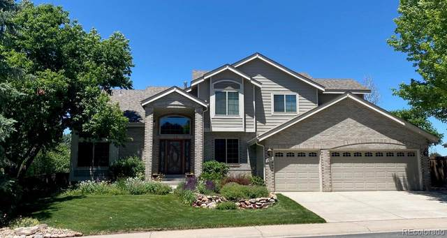 9477 Chesapeake Street, Highlands Ranch, CO 80126 (MLS #6723942) :: 8z Real Estate
