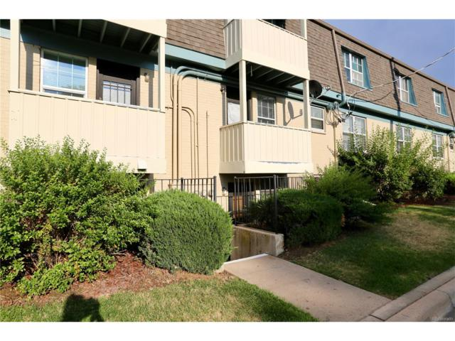 9320 E Girard Avenue #2, Denver, CO 80231 (MLS #6724201) :: 8z Real Estate