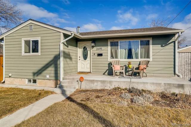 2695 W Gunnison Drive, Denver, CO 80219 (MLS #6724359) :: The Sam Biller Home Team