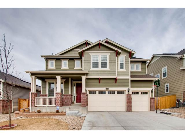 5253 E 140th Place, Thornton, CO 80602 (#6724696) :: The Griffith Home Team