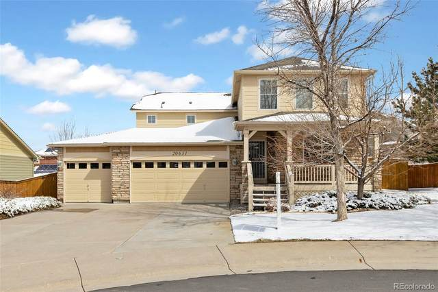 20631 E Cornell Place, Aurora, CO 80013 (#6724995) :: The Healey Group