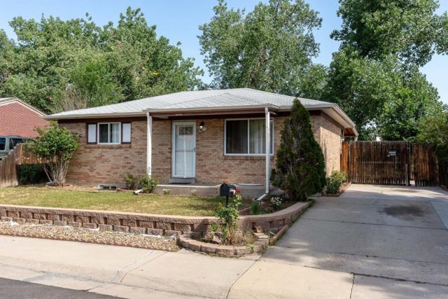 13071 Olmsted Place, Denver, CO 80239 (#6725284) :: Bring Home Denver