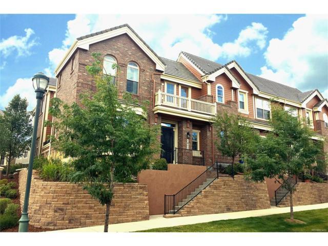 10116 Ridgegate Circle, Lone Tree, CO 80124 (#6725290) :: Colorado Team Real Estate