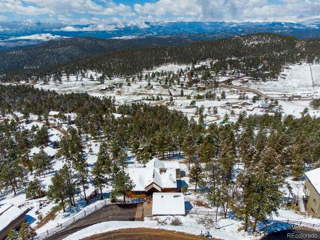 12933 Lori Drive, Conifer, CO 80433 (#6725463) :: The Colorado Foothills Team | Berkshire Hathaway Elevated Living Real Estate