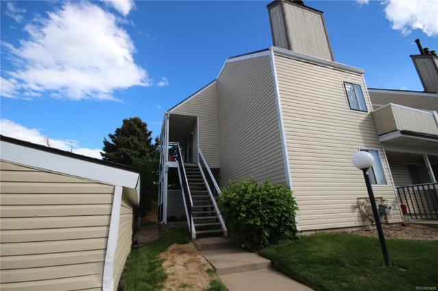 13645 E Yale Avenue A, Aurora, CO 80014 (MLS #6726043) :: Kittle Real Estate