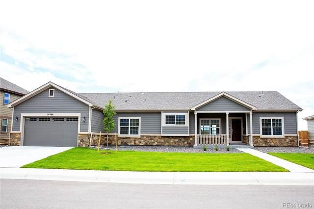 56291 E 24th Avenue, Strasburg, CO 80136 (#6726094) :: Venterra Real Estate LLC