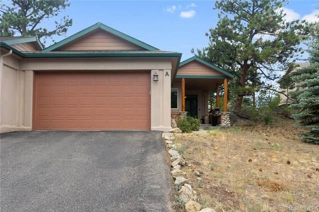 315 Big Horn Drive, Estes Park, CO 80517 (MLS #6726692) :: Keller Williams Realty