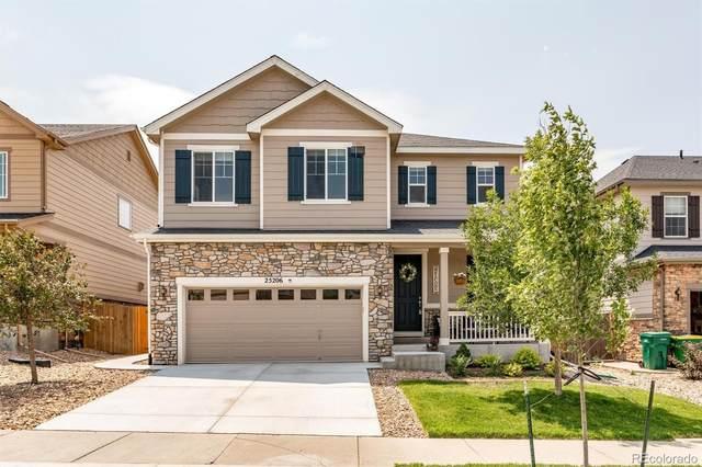 25206 E Lake Drive, Aurora, CO 80016 (#6726881) :: Berkshire Hathaway HomeServices Innovative Real Estate
