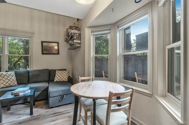 1430 18th Street #8, Boulder, CO 80302 (#6726911) :: The Griffith Home Team