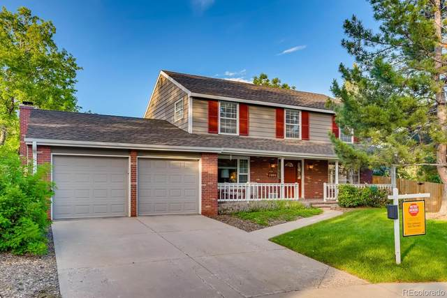 7893 S Locust Court, Centennial, CO 80112 (MLS #6727016) :: 8z Real Estate