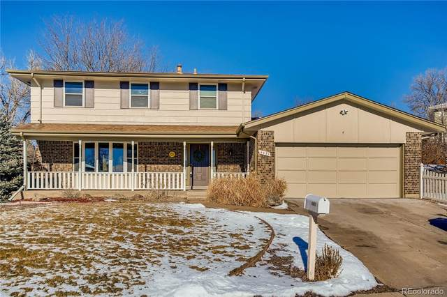 4451 E Lake Circle N, Centennial, CO 80121 (#6727339) :: Chateaux Realty Group