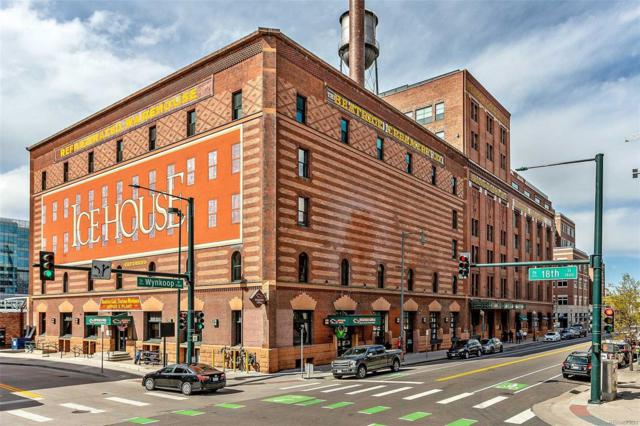 1801 Wynkoop Street #414, Denver, CO 80202 (#6727416) :: Bring Home Denver with Keller Williams Downtown Realty LLC