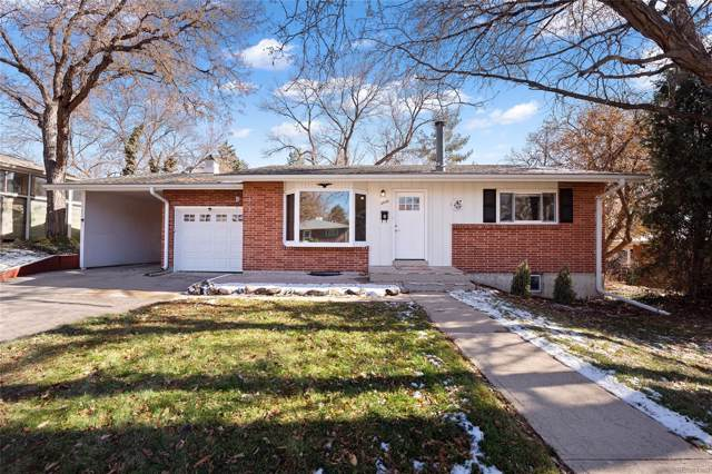 2820 S Perry Street, Denver, CO 80236 (#6727705) :: Wisdom Real Estate
