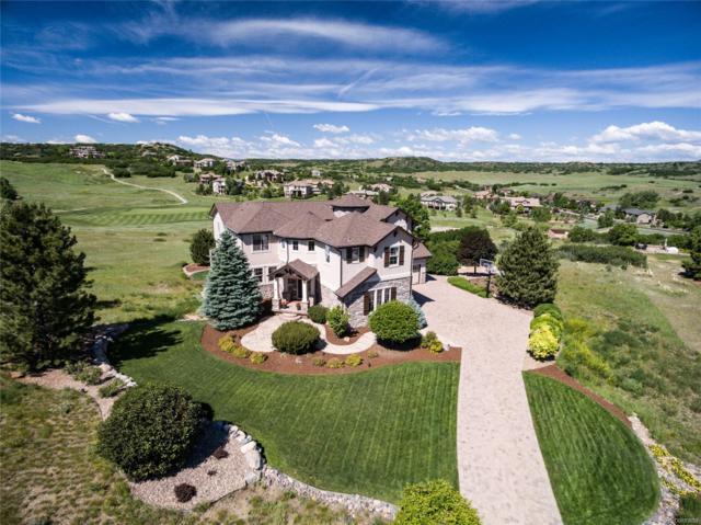 5192 Sedona Drive, Parker, CO 80134 (MLS #6727883) :: Kittle Real Estate