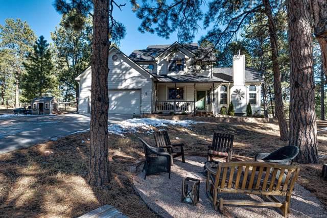 4791 Downwest Ride, Elizabeth, CO 80107 (#6728683) :: Compass Colorado Realty