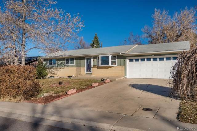 4625 W 87th Avenue, Westminster, CO 80031 (MLS #6728975) :: The Sam Biller Home Team