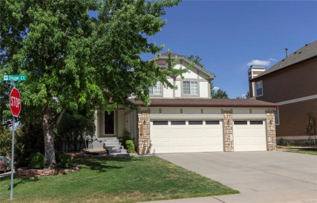 10810 Shaw Court, Parker, CO 80134 (#6728992) :: Bring Home Denver