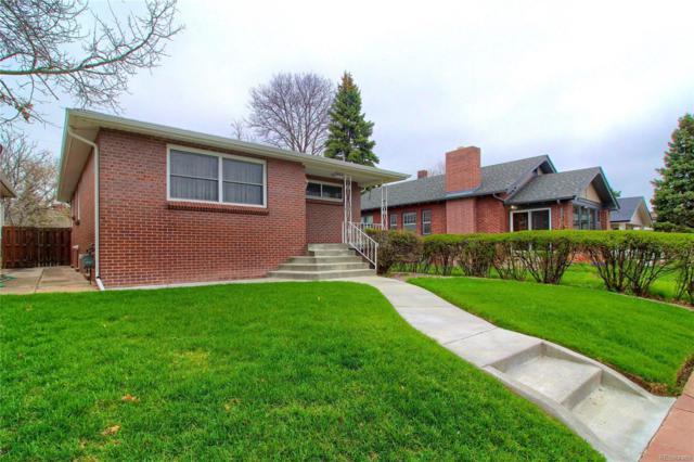 3759 Raleigh Street, Denver, CO 80212 (#6729099) :: The HomeSmiths Team - Keller Williams