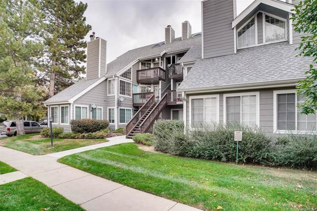 12434 E Tennessee Circle C, Aurora, CO 80012 (#6730086) :: The Peak Properties Group