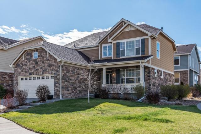 25956 E Frost Circle, Aurora, CO 80016 (#6730088) :: The Griffith Home Team