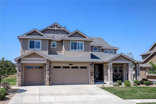 8129 S Blackstone Parkway, Aurora, CO 80016 (MLS #6730329) :: Find Colorado