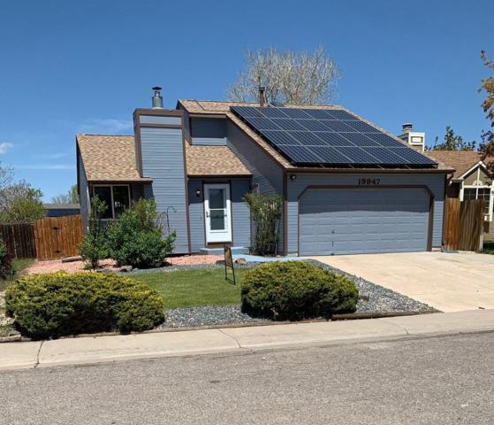 19947 E Wagontrail Drive, Centennial, CO 80015 (#6730880) :: House Hunters Colorado