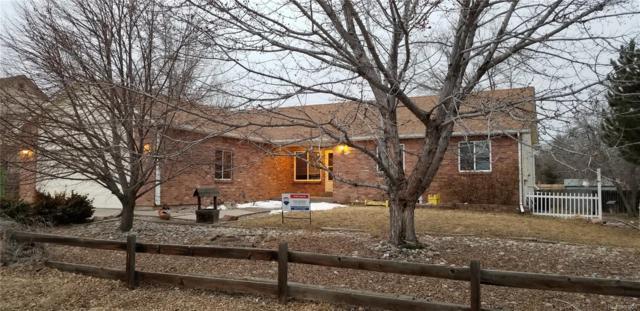 8855 S Yukon Street, Littleton, CO 80128 (MLS #6731547) :: 8z Real Estate