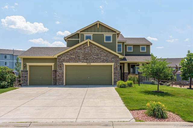 5532 Annadale Trail, Elizabeth, CO 80107 (#6732286) :: The Colorado Foothills Team | Berkshire Hathaway Elevated Living Real Estate